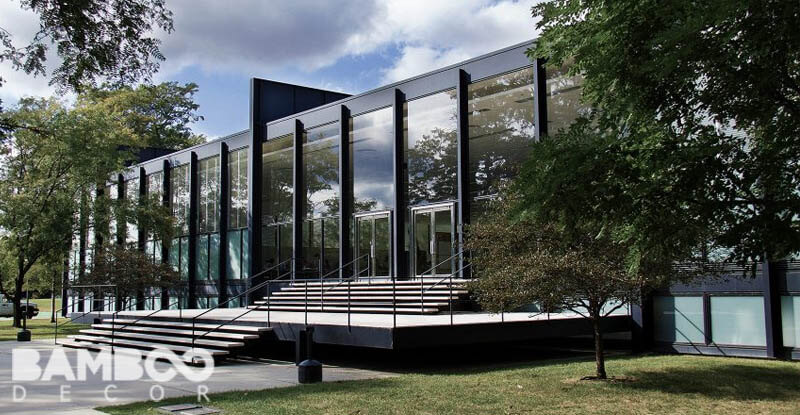 ساختمان مینیمالیستی